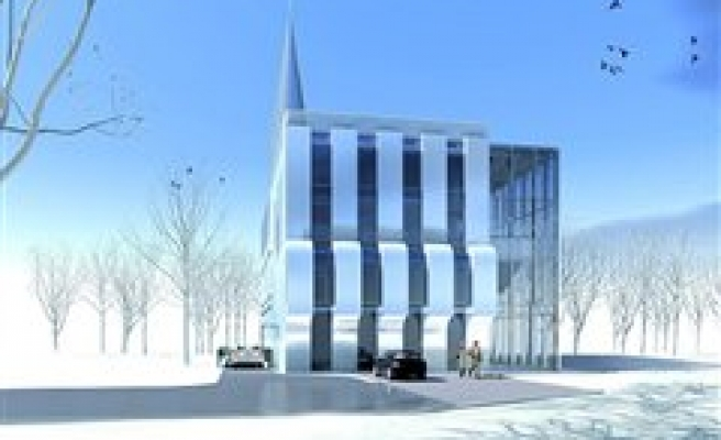 Polish Muslims hope to meet biggest mosque in Warsaw