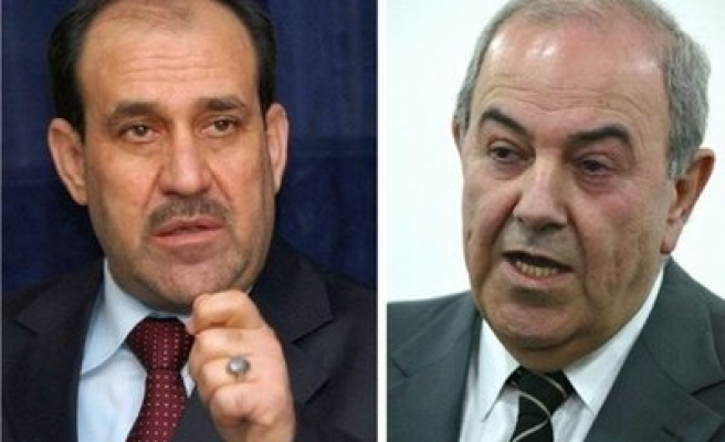 Iraq Sunni-backed alliance break off coalition talks with Maliki
