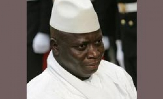 Gambian president to visit Turkey