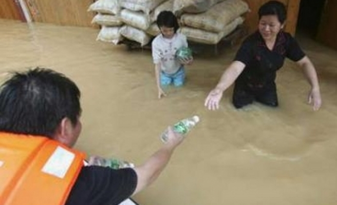 More than 22 million people affected with floods in China