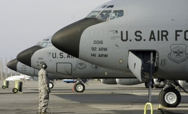 U.S. military plane crashes in Kyrgyzstan- UPDATED
