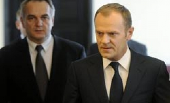 Polish PM calls to end dependence on Russian gas