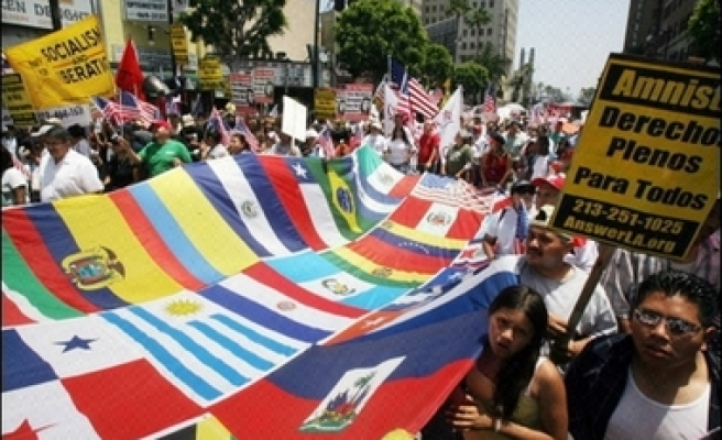 US House Republicans reject immigration bill