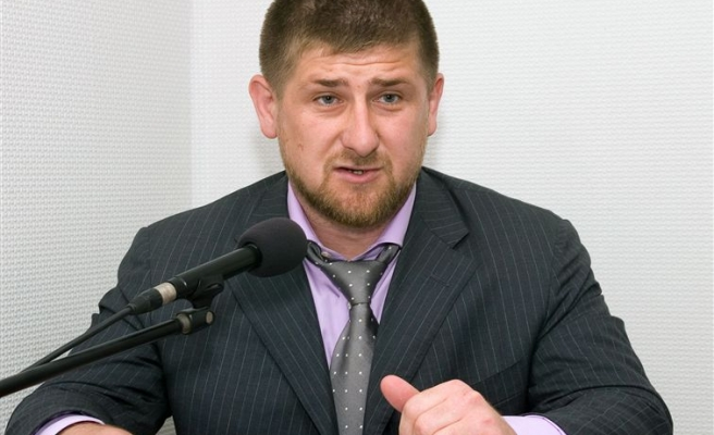 Chechen leader denies sending fighters to Ukraine