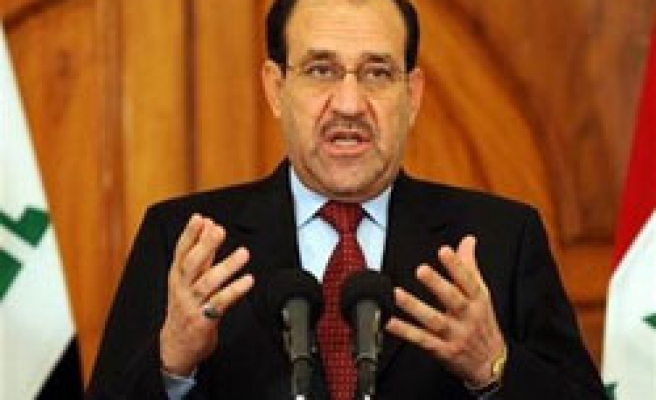 Maliki sees Iraq 'independent' with US combat role end
