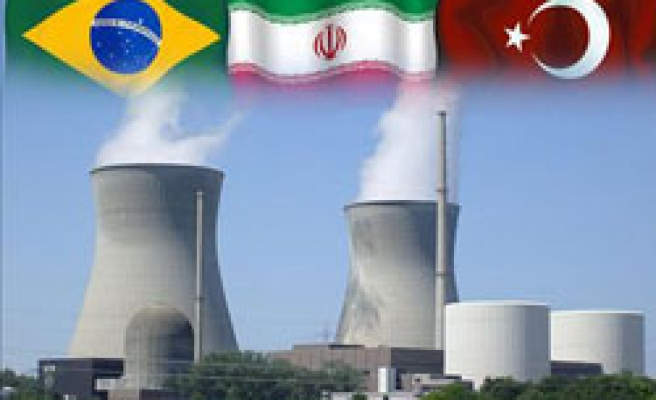 Iran proposes Turkey and Brazil's role in nuclear talks