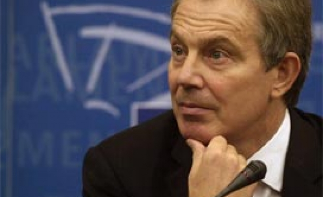 Reactions on Blair as 'peace envoy', strongly supporting US occupations