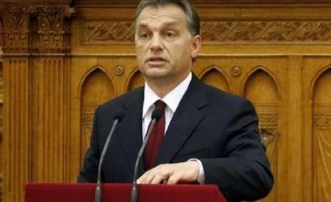 Hungary's PM: we'll choose our own path in ties with Russia