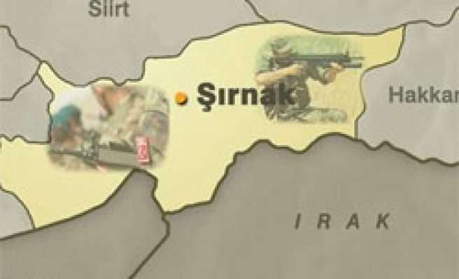 Two Turkish soliders wounded in mine blast