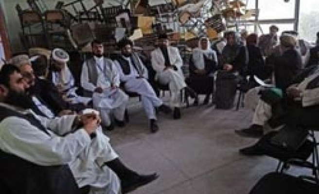 Afghan assembly to decide on future role of U.S. troops