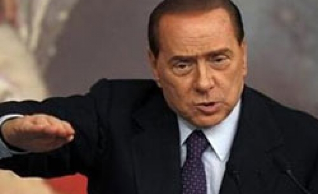 Berlusconi warns instability could scare markets