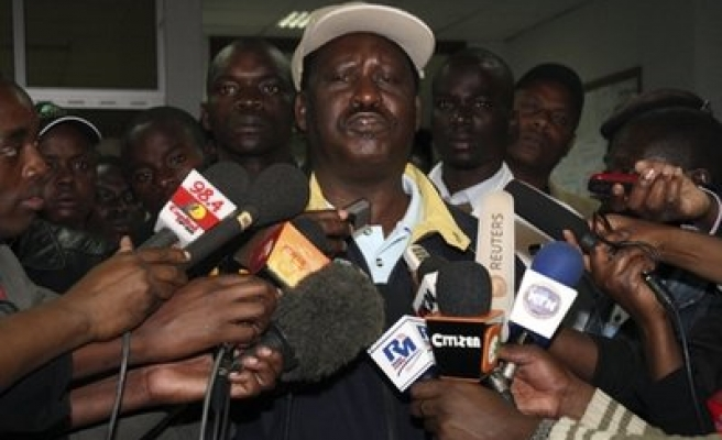 Kenya opposition leader renews call for dialogue