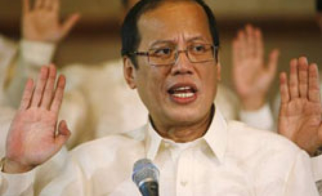 Philippines' Aquino to spell out political agenda