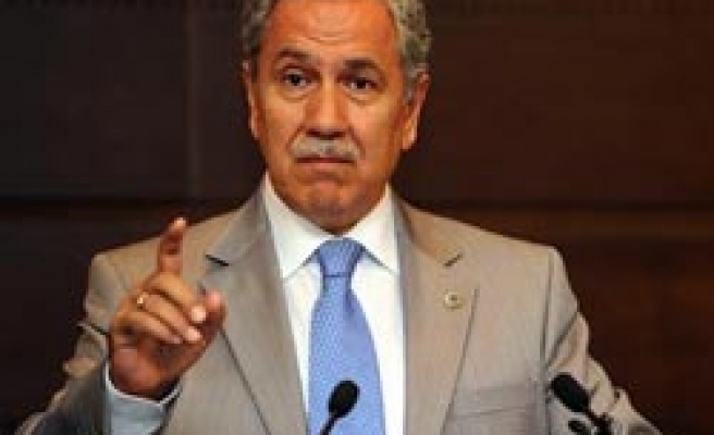 Assad government 'usual suspects' in blasts-Turkish deputy PM