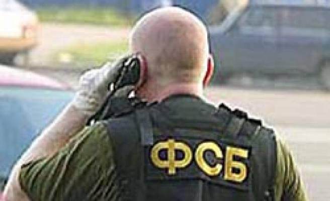 Russia: CIA spy arrested in Moscow- UPDATED