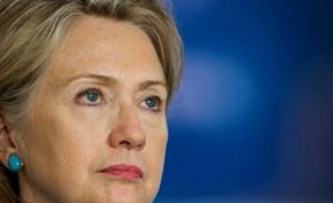 US Clinton holds policy discussion on Turkey