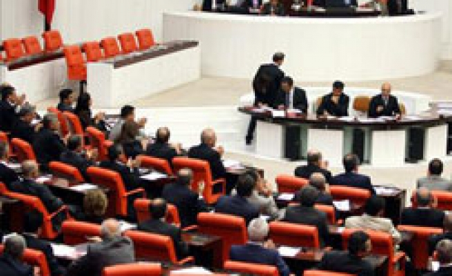 Turkish parliament goes on summer recess