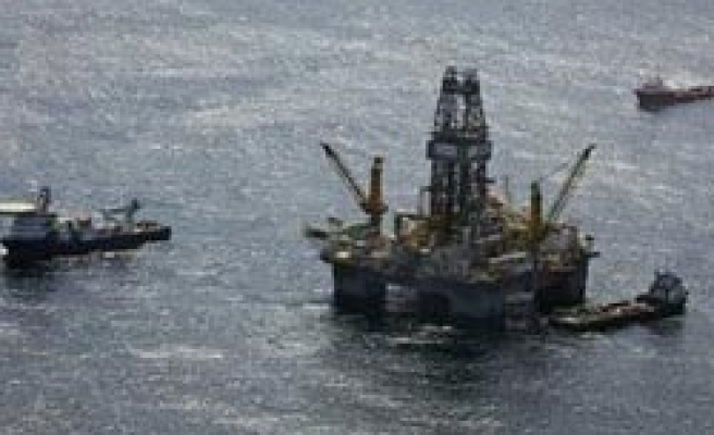 Tropical storm enters Gulf of Mexico sparking fears on oil spill