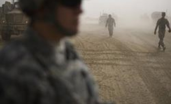 Four US troops killed in Afghanistan