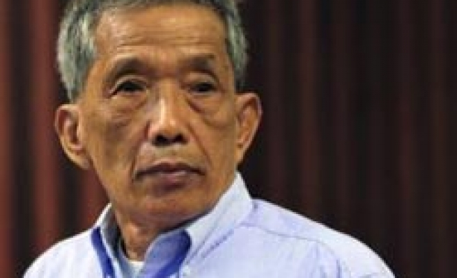 Khmer Rouge prison chief jailed for crimes