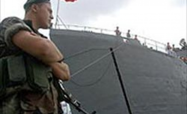 Turkish frigate sails for Gulf of Aden against Somali pirates
