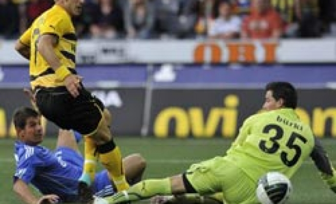 Turkey's Fenerbahce-Swiss Young Boys match ends in 2-2 draw