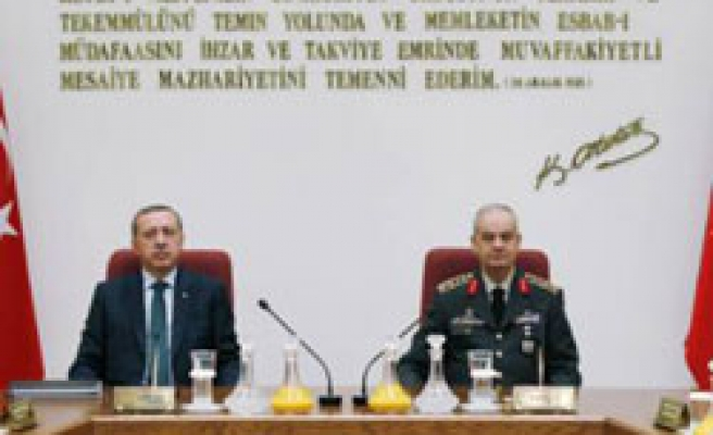 Turkey to name new top military leaders amid coup cases