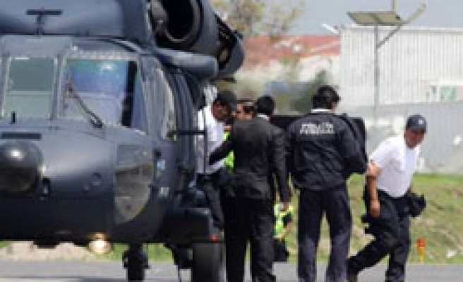 Two kidnapped journalists rescued in Mexico