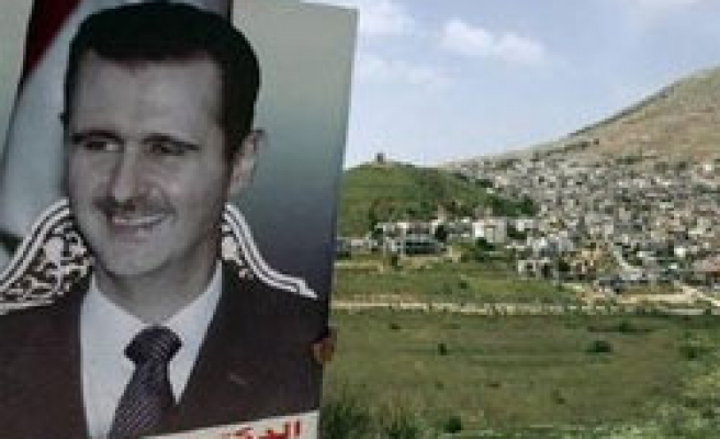 Syria says no concession over Israel-occupied Golan Heights