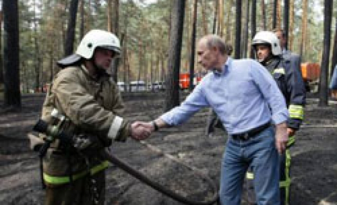 Raging fires claim more lives in Russia