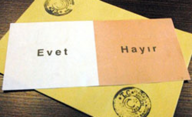 Turkey to go to polls for Constitutional amendments