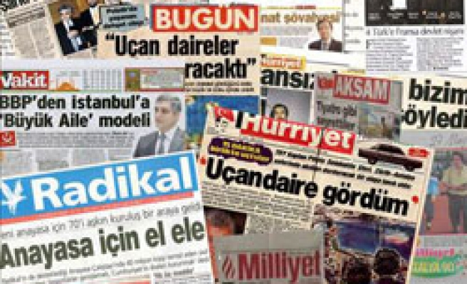 Number of newspapers, magazines in Turkey up by 7.2 pc