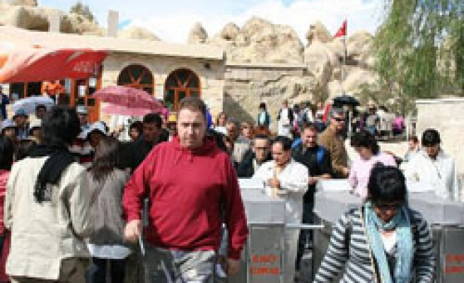 Turkey's Cappadocia draws 192,241 tourists in July