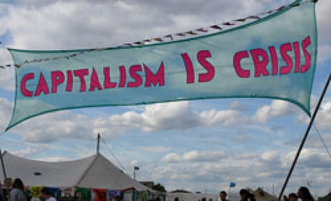 The crisis in capitalism