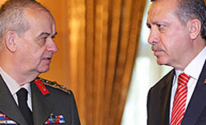 Crisis remains unresolved after Turkey's PM, Basbug meets