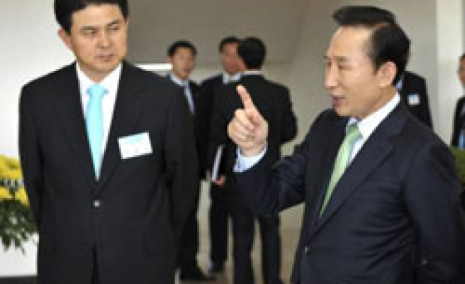 S.Korea replaces PM, some ministers in reshuffle