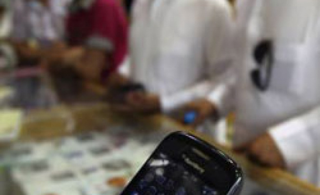Kuwait in BlackBerry talks on security concerns: minister