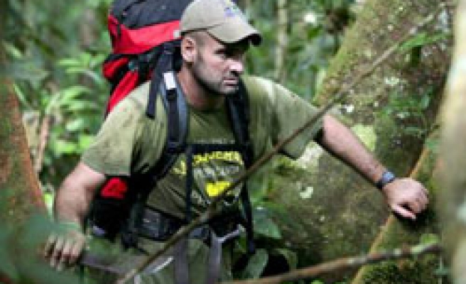 British man becomes first to walk Amazon length