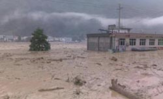 New mudslides kill 5, trap 500 in  southwest China