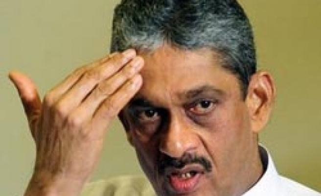 Sri Lankan ex-army chief convicted in court martial