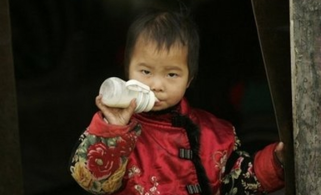China finds no evidence of contamination in milk