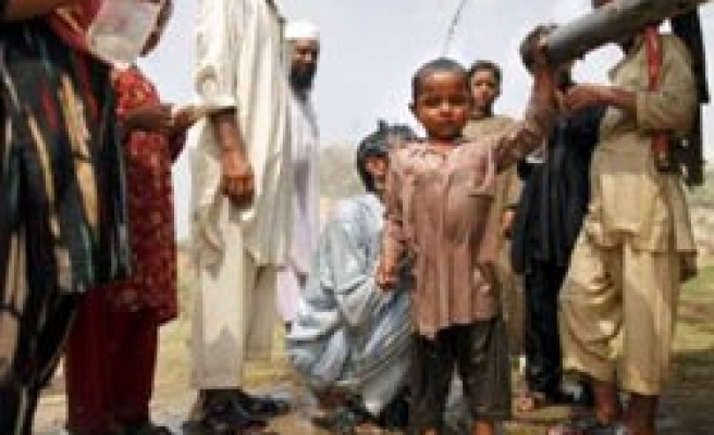 Disease threatens Pakistan kids with double victimhood