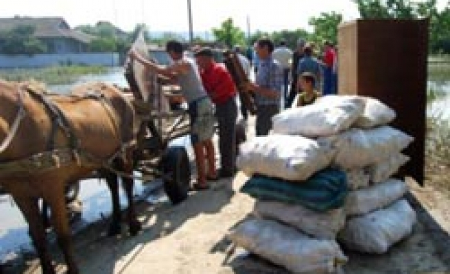 Turkey extends aid to Moldova for flood victims