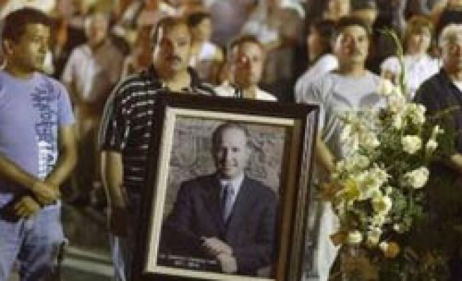 Mexican mayor found dead 3 days after kidnapping