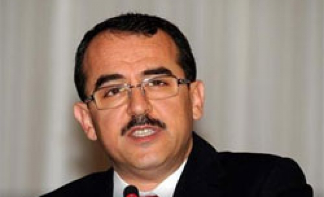 Turkish minister: HSYK list targets structure of certain courts