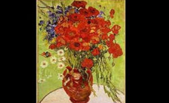 Egypt blocks officials over theft of Van Gogh painting
