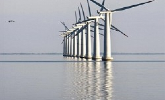 Turkish energy group to construct wind power plant in northwest