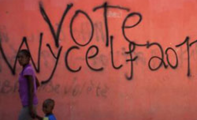 Hip-hop star can't appeal Haiti poll exclusion: council