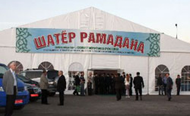 Turkish Ramadan tent added to list of official Moscow festivals