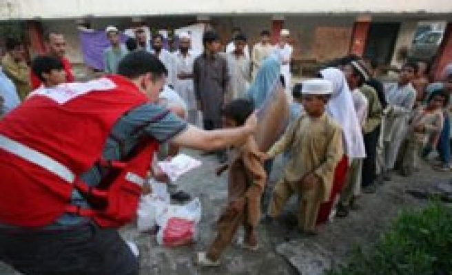 Turkish donations double for Pakistan aid campaign